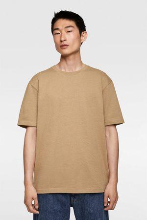 Zara Camiseta compact premium