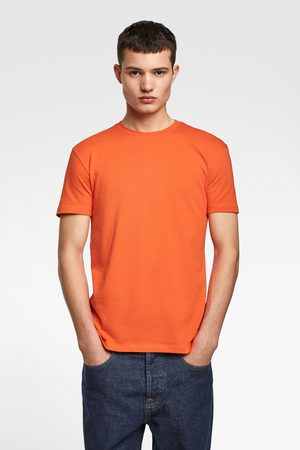 Zara Hombre Camisetas - Camiseta básica slim fit