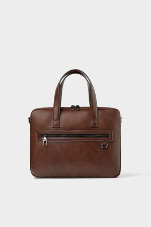 Zara Hombre Maletines y bolsas de trabajo - Maletín sport
