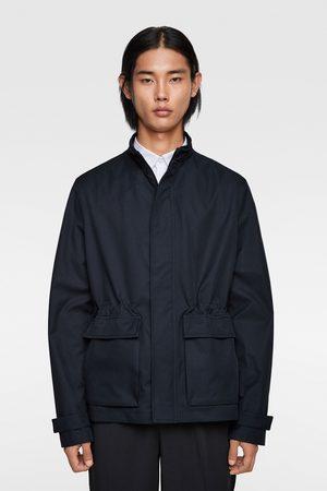 b724347c8d zara hombre chaqueta