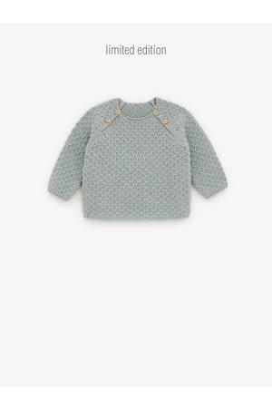 Zara Jersey punto retro