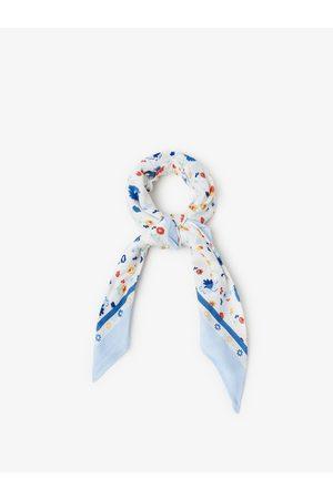 Zara Niña Bufandas y Pañuelos - Pañuelo estampado flores
