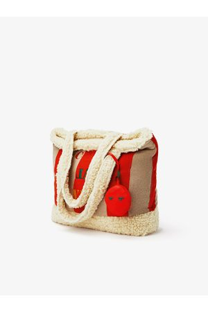 Zara Mujer Bolsos shopper y tote - Shopper combinado