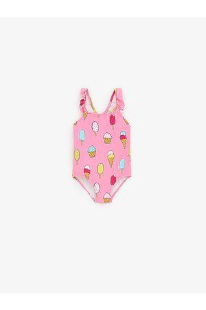 Zara Bebé Shorts de baño - Bañador helados