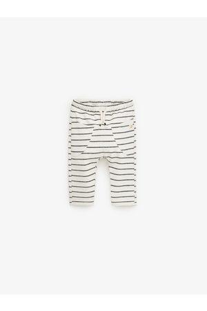 Zara Bebé Pantalones y Leggings - Pantalón rayas