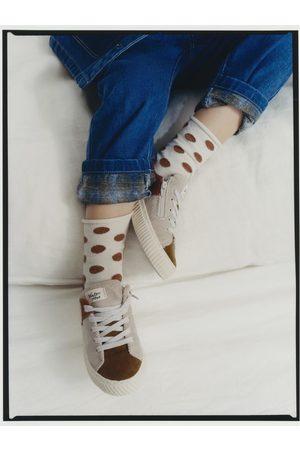 Zara Bebé Calcetines - Pack dos calcetines topos