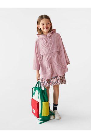 Zara Mochila color block
