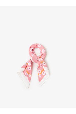 Zara Bebé Bufandas y Pañuelos - Pañuelo estampado flores