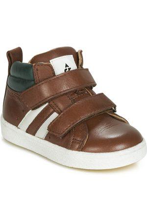 Acebo's Zapatillas altas 3040-CUERO-C para niño