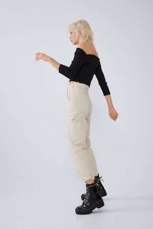 الشكل فائض نقل الدم Pantalones Cargo Mujer Zara Natural Soap Directory Org