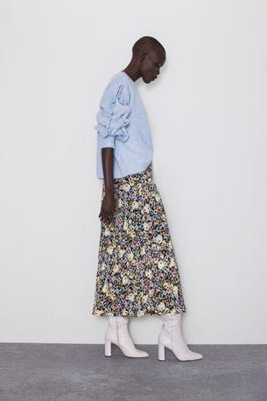 c4b04dcbe Faldas de mujer Zara online. ¡Compara 1.121 productos y compra!
