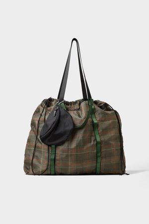 Zara Shopper plegable soft