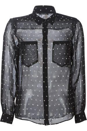 IKKS Camisa BP12165-02 para mujer