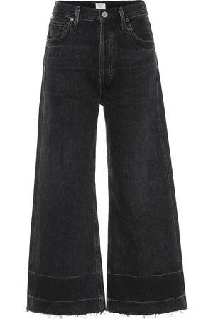 Citizens of Humanity Jeans anchos Sacha de tiro alto
