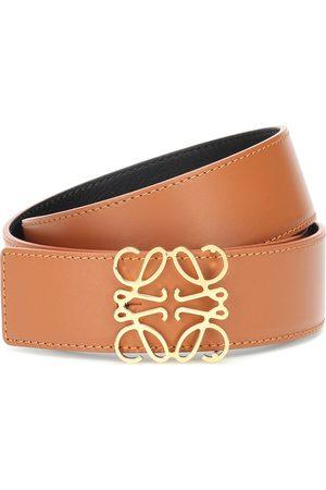 Loewe Cinturón de piel reversible