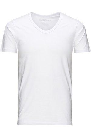 Jack & Jones Basic V-neck Regular Fit T-shirt Men White