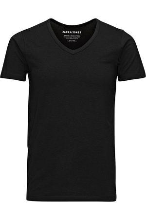 Jack & Jones Basic V-neck Regular Fit T-shirt Men Black