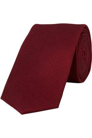Jack & Jones Hombre Corbatas y corbatín - On-trend Tie Men Red