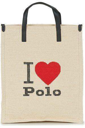 Polo Ralph Lauren Bolsa I HRT POLO CVS/LTHR para mujer