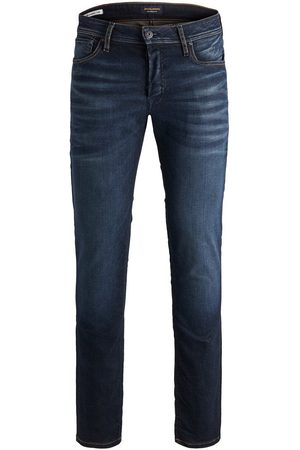 Jack & Jones Tim Original Jos 719 Slim Fit Jeans Men Blue
