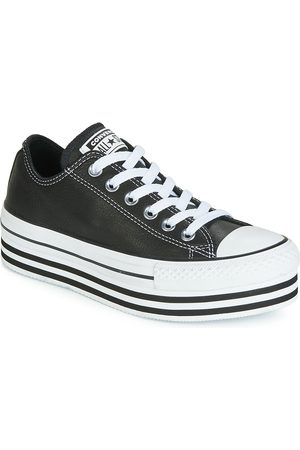 Converse Zapatillas CHUCK TAYLOR ALL STAR LAYER BOTTOM LEATHER OX para mujer