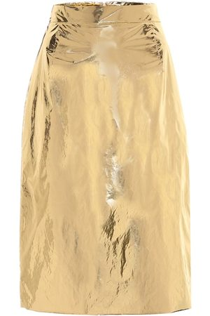 Nº21 Falda metalizada