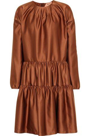 Nº21 Vestido de satén