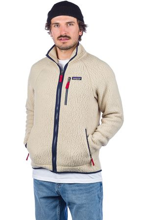 Patagonia Hombre Chaquetas y polares - Retro Pile Fleece Jacket verde