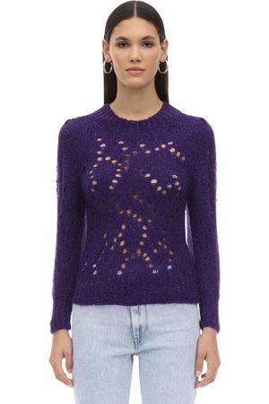 Isabel Marant | Mujer Suéter De Punto De Alpaca 34