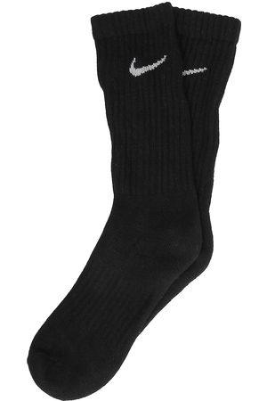 Nike Cushion Crew 3P Socks negro