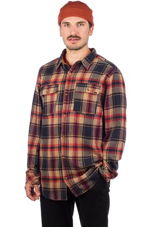 Dravus Jubal Flannel Shirt estampado
