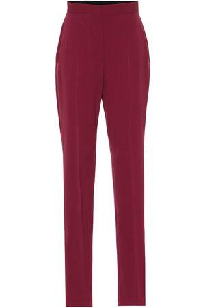 Stella McCartney Pantalones de tiro alto