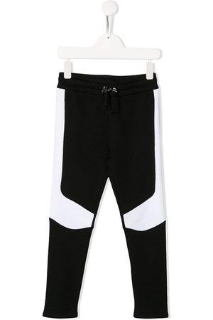Balmain Pantalones de chándal con cordones