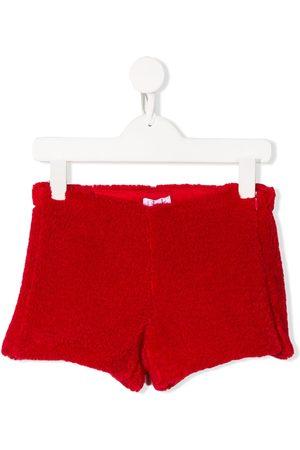 Il gufo Pantalones cortos texturizados