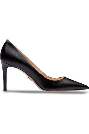 Prada Zapatos de tacón con puntera en punta