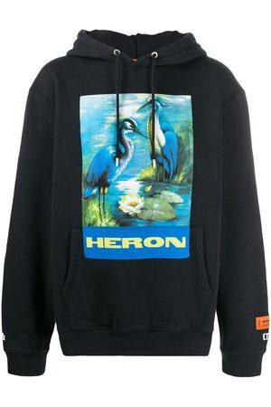 Heron Preston Sudadera con capucha Heron