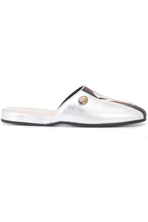 Gucci Slippers NY Yankees