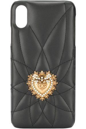 Dolce & Gabbana Funda Sacred Heart para iPhone XS Max