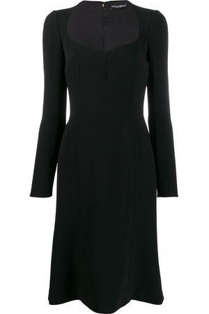Dolce & Gabbana Vestido midi