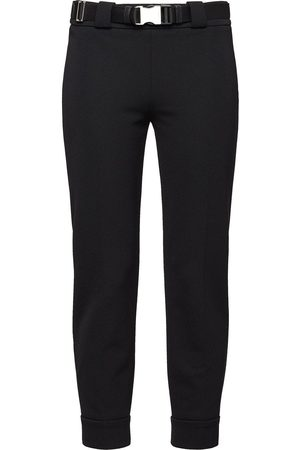 Prada Pantalones con detalle de cremallera