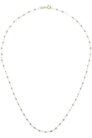 GIGI CLOZEAU Collar en oro de 18kt con detalles de cuentas