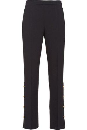 Prada Pantalones Sablé