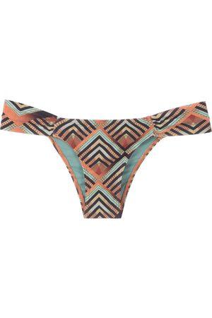 Lygia & Nanny Bragas de bikini estampadas Ritz