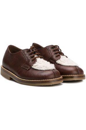 PèPè Niño Calzado formal - Zapatillas con panel en contraste