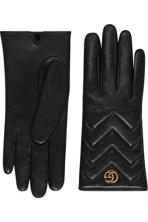 Gucci Guantes GG Marmont