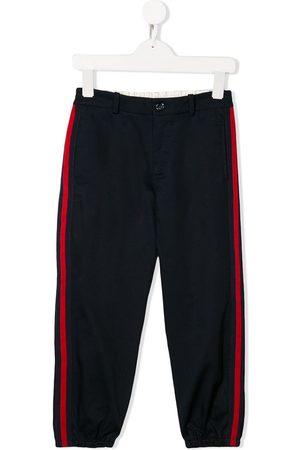 Gucci Pantalones de chándal con logo