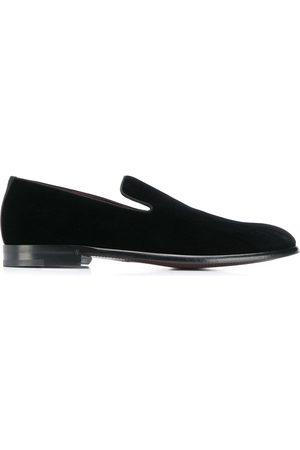 Dolce & Gabbana Slippers de terciopelo