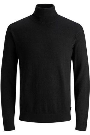 Jack & Jones Rollneck Knitted Pullover Men Black