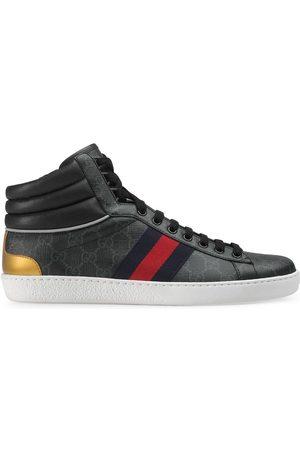 Gucci Zapatillas altas Ace GG