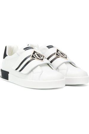 Dolce & Gabbana Zapatillas con cierre autoadherente